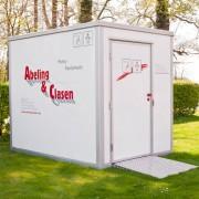 Toilettenwagen Typ 1