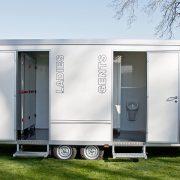 Toilettenwagen Typ-3 Abeling-Clasen